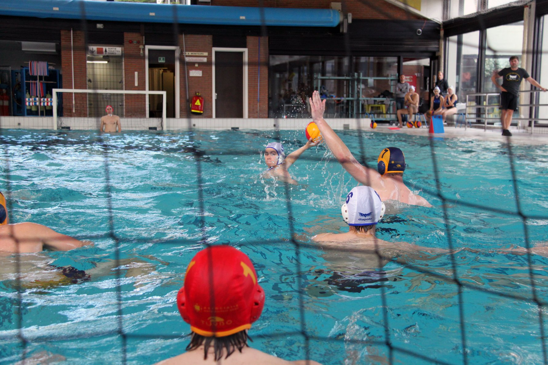 ULB Sport water