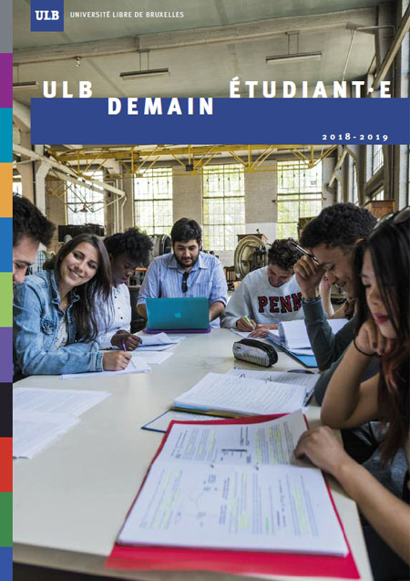 Brochure Demain étudiant - formations en bachelier